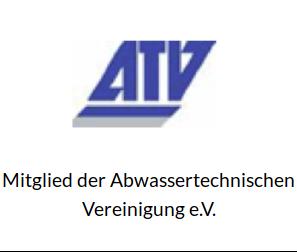 Mitglied der Abwassertenischen Vereinigung e.V.