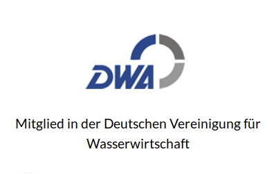 Mitglied in der Deutschen Vereinigung für Wasserwirtschaft